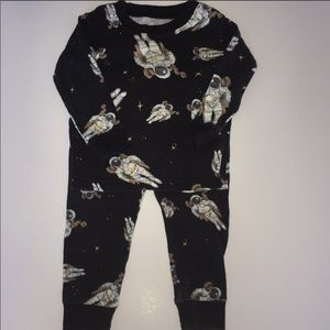 Space PJs • 2 Piece Set • 12m